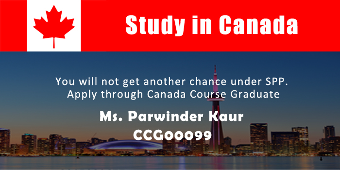 Study in Canada – Download Application form and Apply for ...