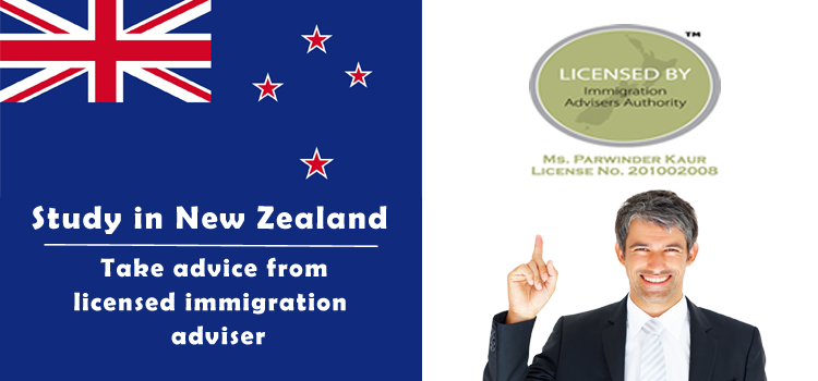NZ licensed advice