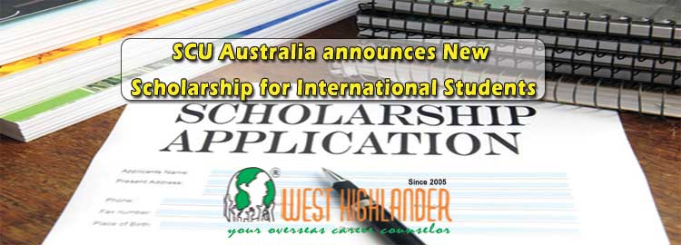 SCU Australia announces New Scholarships for International Students