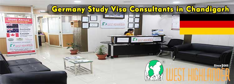 Germany Study Visa Consultants in Chandigarh