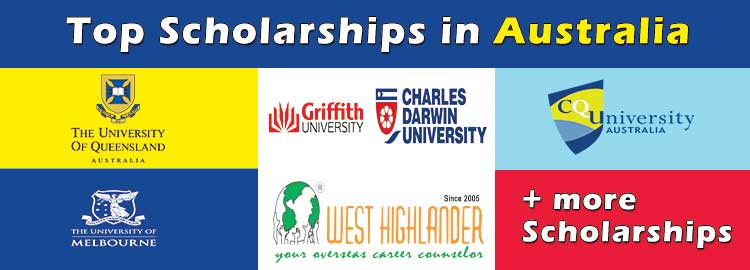 Study in Australia - Scholarships for International Students