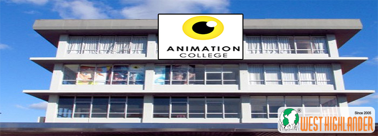 Bachelor of Animation Level 7 (with optional Honours)