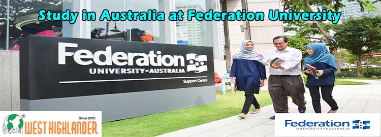 Study in Australia at Federation University