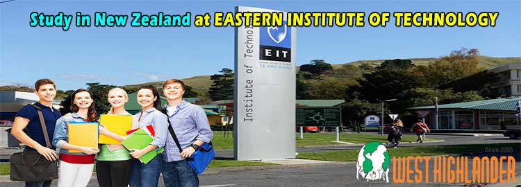 Study in New Zealand at EIT