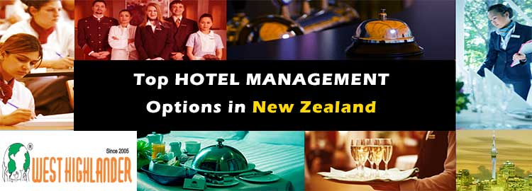 Top HOTEL MANAGEMENT Options in New Zealand